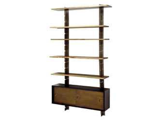 Bookcase-Shelving